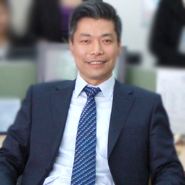 Haomei aluminum CEO Ben