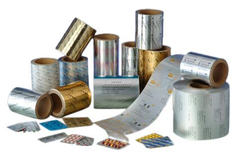 Medicine Aluminum Foil