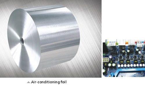 Electronic Aluminum Foil