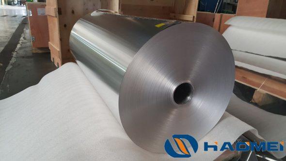 aluminium foil manufacturing process