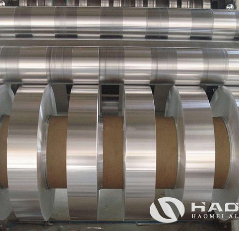 aluminum foil strip