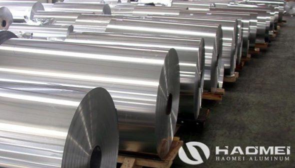 aluminum foil cost