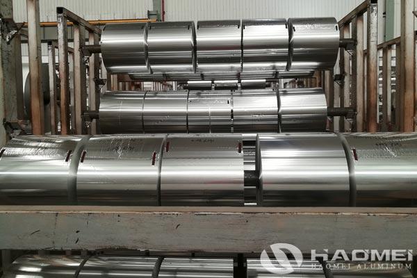 aluminum foil alloy