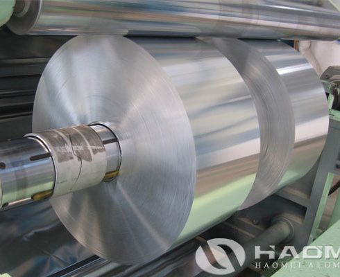 electronic aluminum foil suppliers