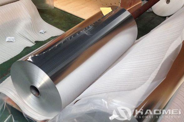 8011 aluminum foil exporter