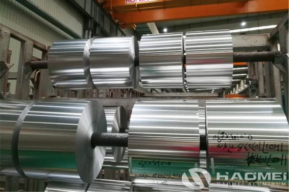 8011 aluminum foil suppliers