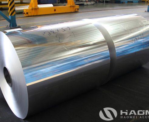 aluminum foil for cable 8011 o manufacturer