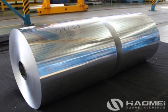 aluminum foil for cable 8011 o manufacturer
