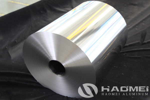 aluminum foil for cigarette packaging 1235 o