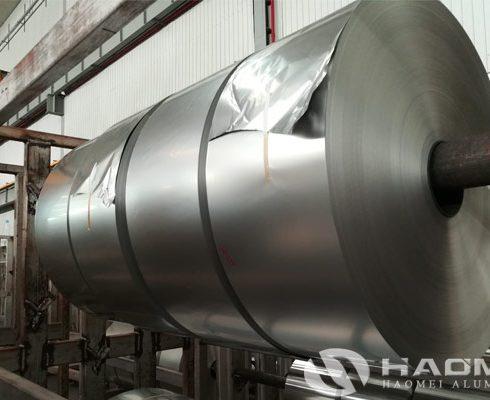 china 8011 aluminum foil
