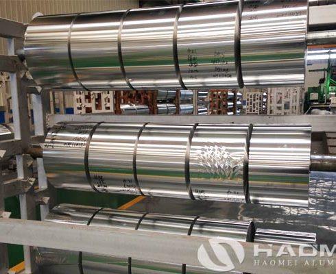 aluminum foil for cable