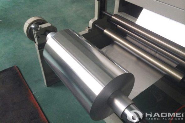 aluminum foil roll 8011 o temper