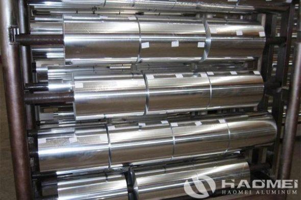 household aluminum foil 8011