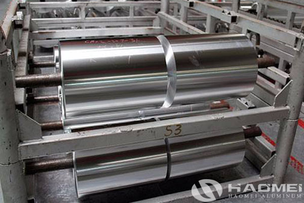 mill finish aluminum foil