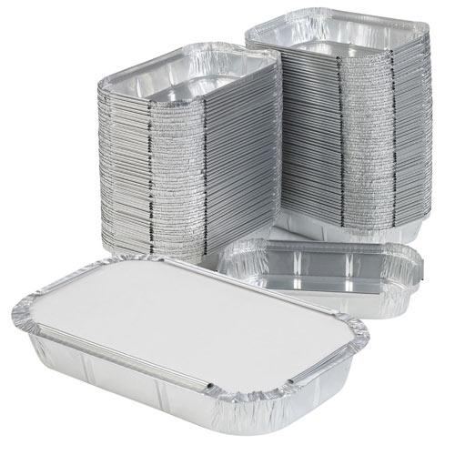 aluminium foil food trays