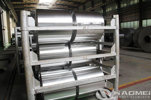 pp cap aluminum foil factory