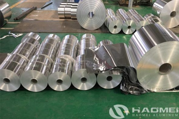 aluminium foil factory in china