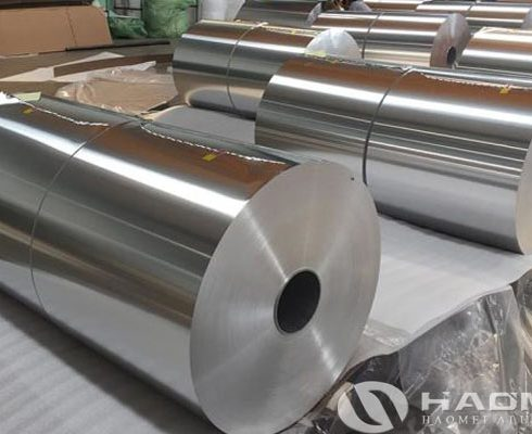 aluminium foil paper manufacturer in china