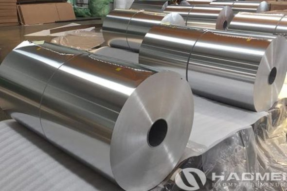 aluminium foil paper manufacturer in china