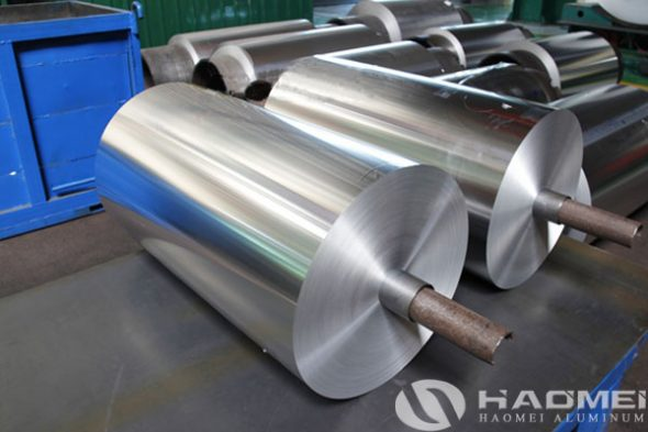 aluminium foil for food packaging