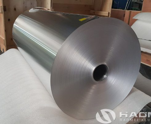 china battery aluminum foil suppliers