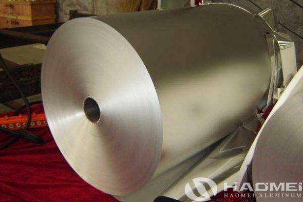 aluminium foil used for food container