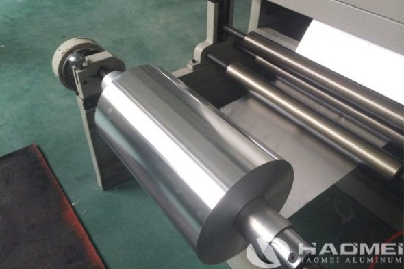 china battery aluminum foil manufacturers