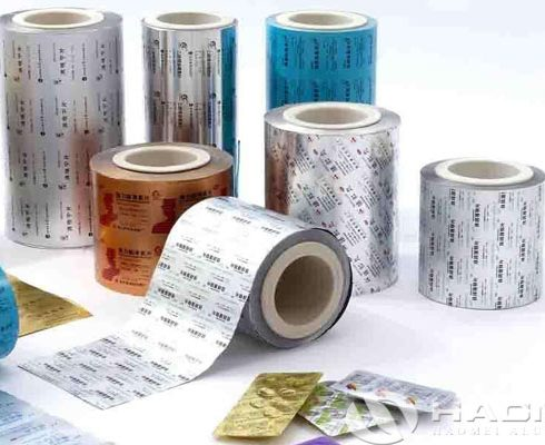china pharmaceutical aluminum foil suppliers