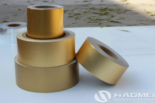 thin gauge aluminum foil