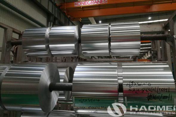 aluminum foil large rolls