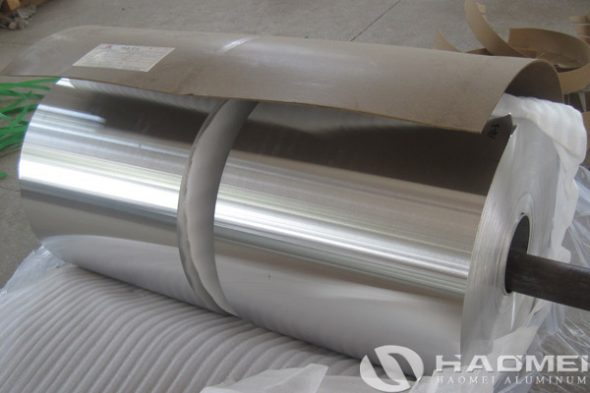 packaging aluminum foils