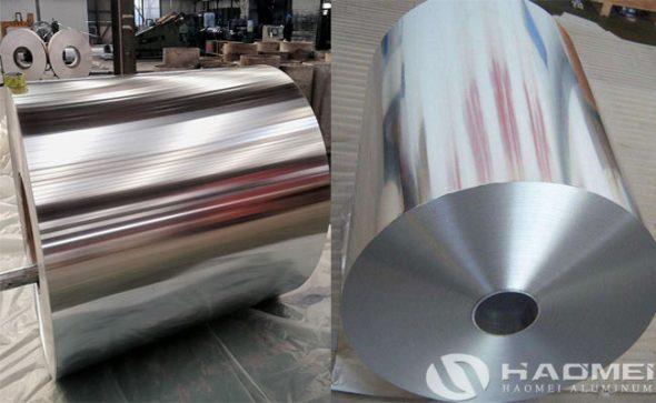 industrial grade aluminum foil