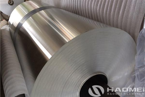 price of aluminum foil