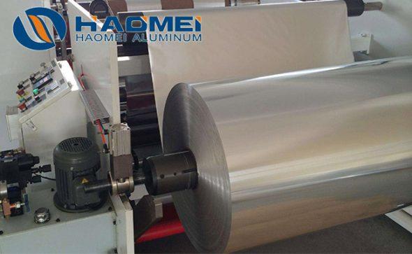 aluminum foil paper price