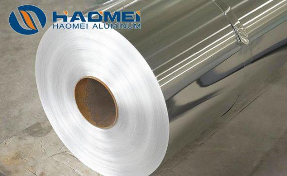 aluminum household foil