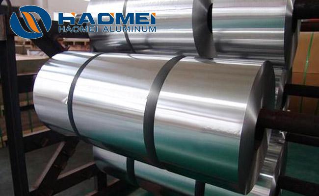 pure aluminum foil