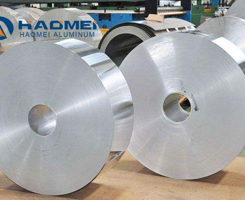 aluminium foil food packaging