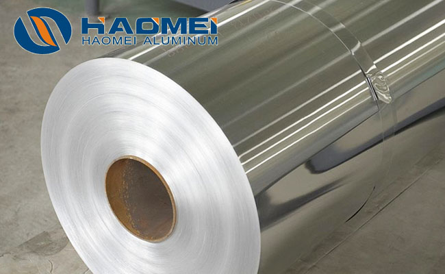 aluminium foil manufacturing plant
