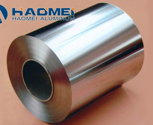 food packaging aluminium foil company