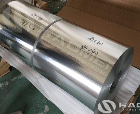 pahrma aluminium foil