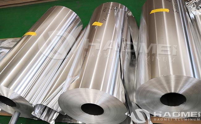 pharma grade aluminium foil supplier