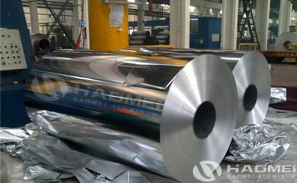 aluminium foil pahrma grade