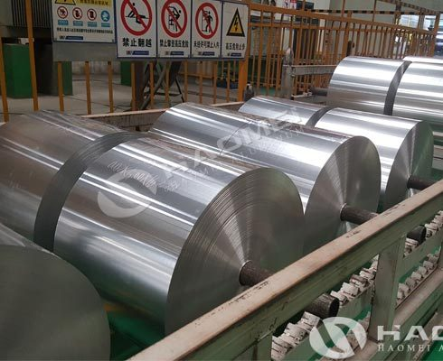 manufacturers of aluminium foil in china