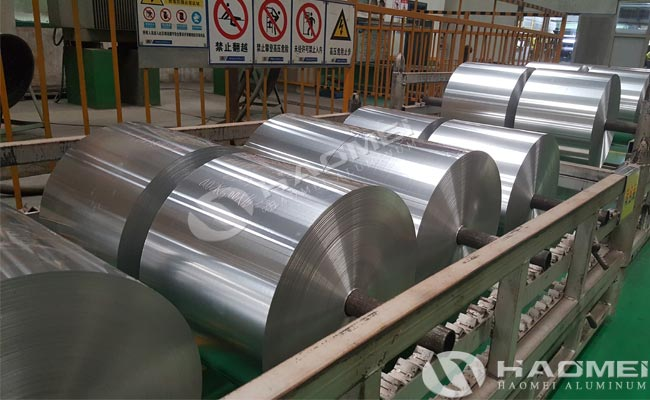 manufacturers of aluminium foil in china