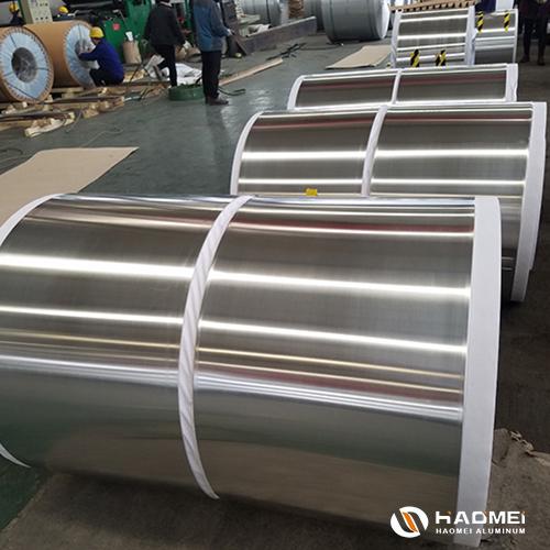 transformer aluminum foil