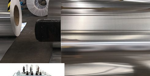 aluminium foil for transformer winding