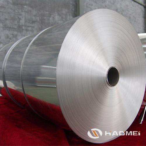 aluminium foil jumbo roll price