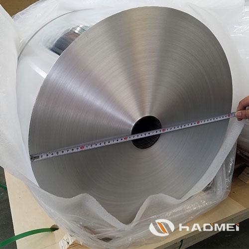 food grade aluminium foil manufacturers