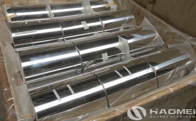 aluminium foil for house hold