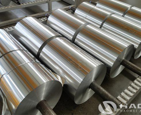 aluminium foil for insulation